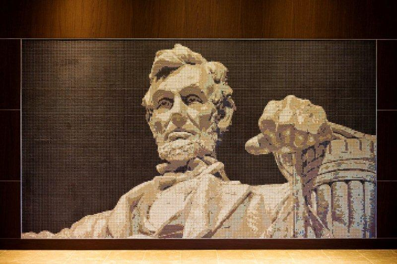 Lincoln Mosaic